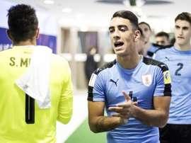 José Luis Rodríguez está cerca de fichar por un equipo madrileño. Uruguay