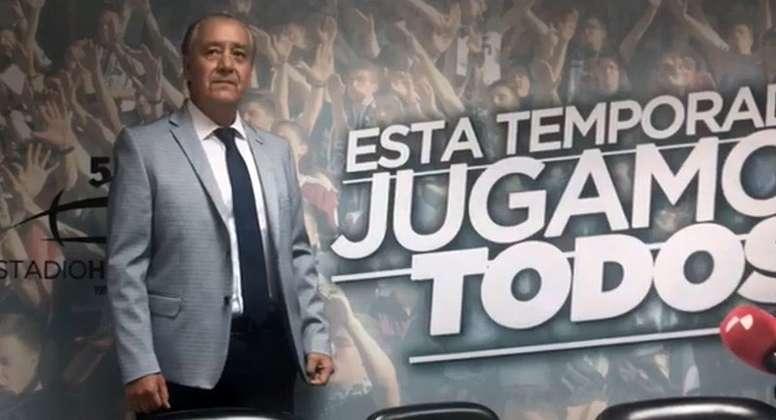 José Luis Trejo no recibió la habilitación de la RFEF. Captura/LaGaceta