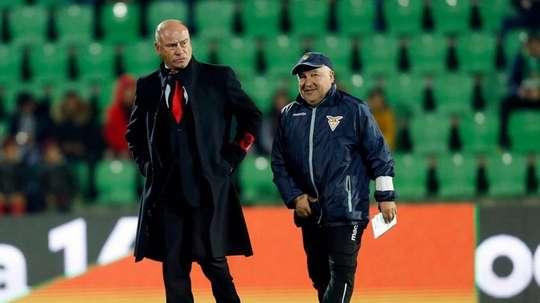 José Mota, ex-treinador do Desportivo das Aves. CDAves