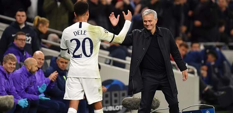 Mourinho-Alli : Qui aime bien châtie bien !  TottenhamHotspur