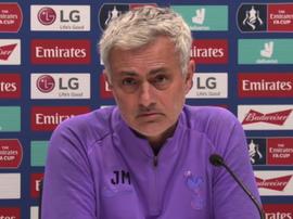 Mourinho donne des nouvelles de Moussa Sissoko. Capture