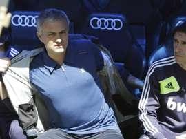 Karanka y Mourinho compartieron banquillo en el Real Madrid. EFE