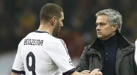 Quando Mourinho recusou Chiellini. EFE
