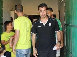 José Herrera ya tiene nuevo banquillo, entrenará al Arcos CF. AndaluciaInformación