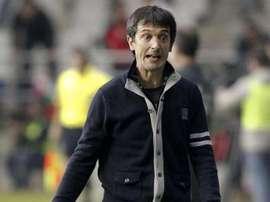 Pacheta cree que, con el fútbol, volverá el optimismo. EFE
