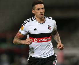 Sosa joined AC Milan from Besiktas in the summer of 2016 for a fee of €7.5m. AFP