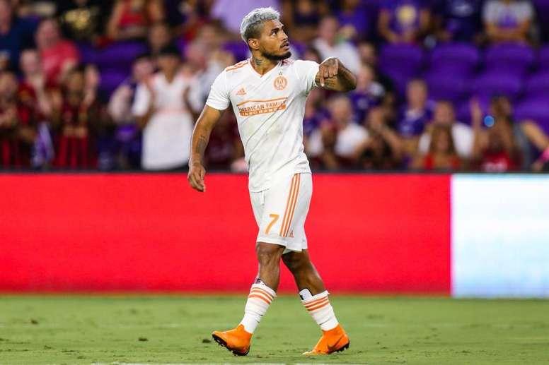 Josef Martinez, héros de la MLS. ATLUTD