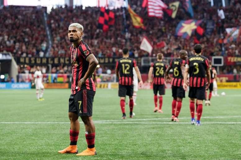 Nueva derrota de Atlanta United. ATLUTD