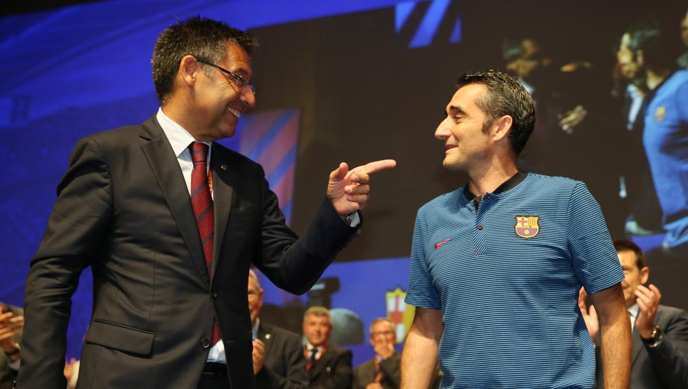 ¿Intentó el Barça que Valverde dimitiera?