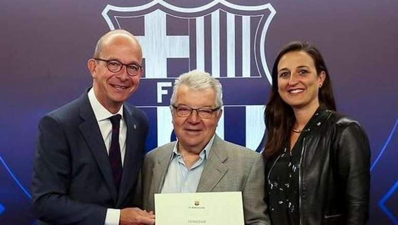 Minguella censuró el fichaje de Griezmann por el Barcelona. FCBarcelona