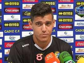 El jugador se marcha al Lugo tras quedar libre. Youtube