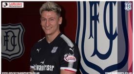 El Dundee se refuerza con la llegada de Josh Meekings. DundeeFC