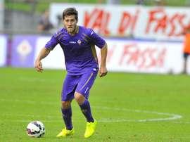 Joshua Brillante llegó en 2014 a la 'Fiore' a cambio de un millón de euros. Fiorentina