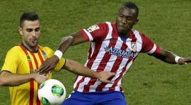 Guilavogui sólo estuvo seis meses en Madrid. EFE