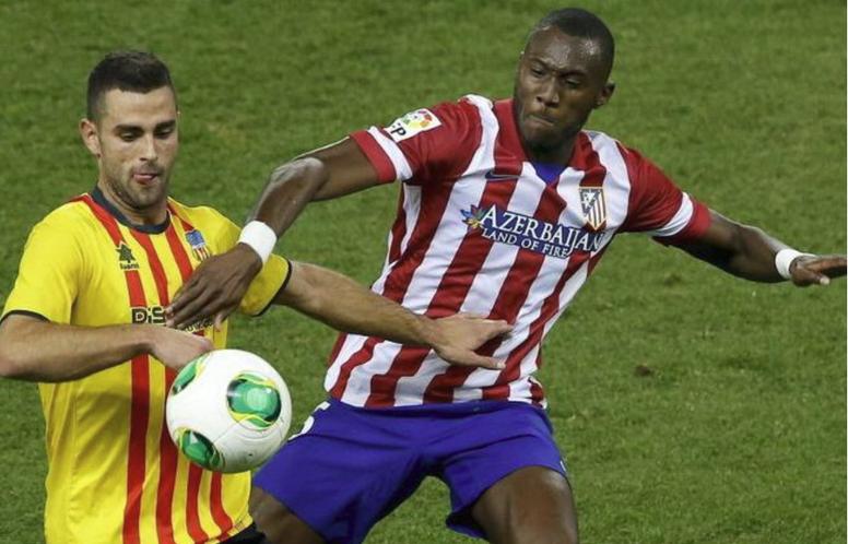 Guilavogui, la perla francesa a la que sólo frenaron el Atlético y su rodilla. EFE