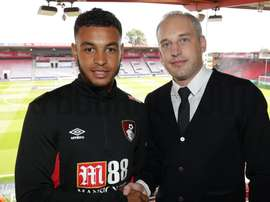 Joshua King is set to return from injury for Bournemouth. AFCBournemouth