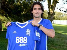 Villa are closing to signing Jota from their cross city rivals. Twitter/BCFC