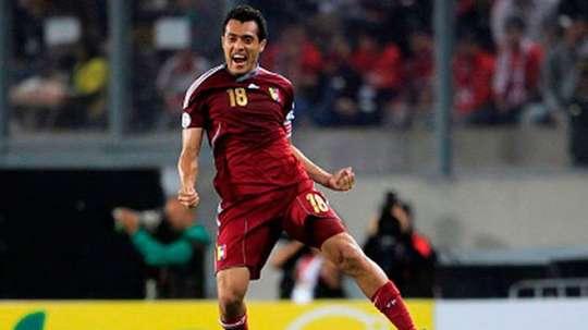 Arango regresa a Venezuela para jugar en Zulia. NYCosmos