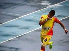 Deportivo Pereira goleó por 3-0 a Bogotá. EFE/Archivo