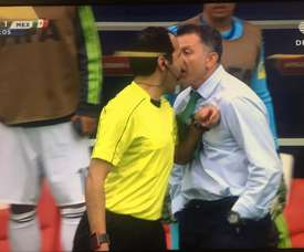 Mexican coach Juan Carlos Osorio has received a six-game ban. Twitter