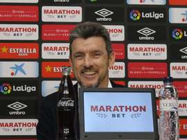 Juan Carlos Unsue has ALS. GironaFC