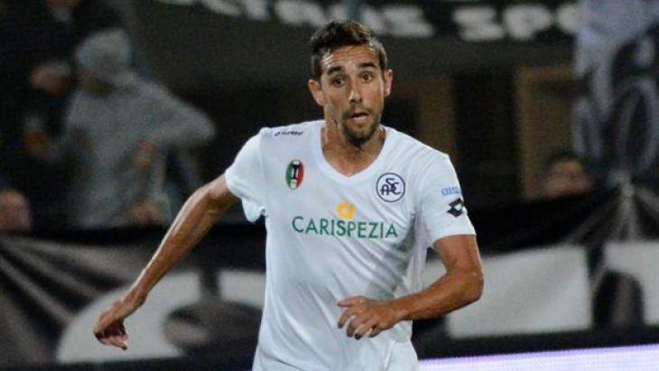 'Juande' procede del Spezia italiano y se ha convertido en el 14º fichaje del UCAM Murcia. ACSpezia