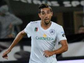 El jugador de Alicante seguirá en el cuadro italiano. ACSpezia