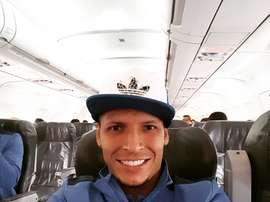 Juan Dominguez regresa a Millonarios. @JuanDominguez20
