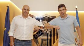 Nuevos técnicos en el filial del Málaga. MálagaCF