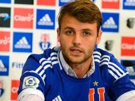 Juan Ignacio Sills tiene una importante experiencia en el fútbol argentino. UniversidaddeChile