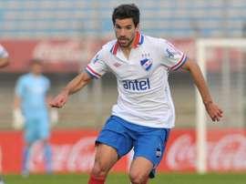Juan Manuel Diaz jugará por primera vez en Europa, tras su paso por Uruguay y Argentina. Republica
