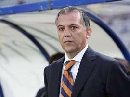 Rodríguez se mostró satisfecho con el resultado. UDLasPalmas