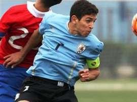 Juan Manuel Sanabria ya es jugador del Atlético. PasiónFutbol