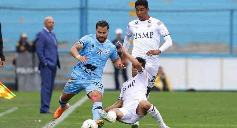 Fallece Juan Pablo Vergara, futbolista de Binacional. AFP