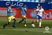 Zaragoza y Las Palmas se repartieron los puntos. LaLiga