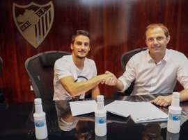 Juankar seguirá en el Málaga y Horta se va. MalagaCF