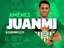 Juanmi has signed for Betis until 2024. RealBetis