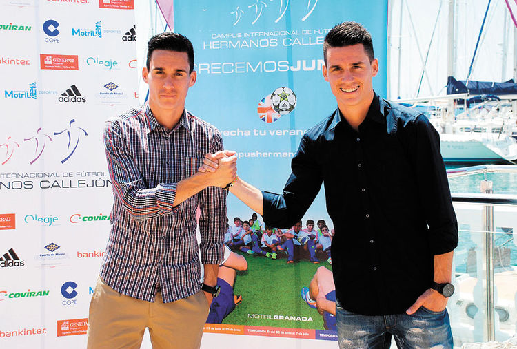 Image result for 5.) José and Juanmi Callejón