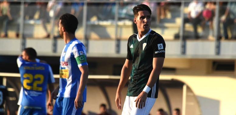 El Córdoba logró rescatar un punto en los últimos compases del partido. CordobaCF/Archivo