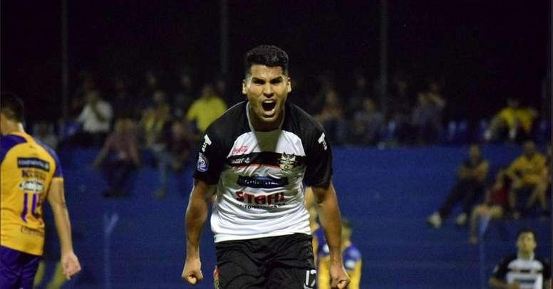 Lo que resta por jugarse en el Clausura Paraguayo. Twitter/clubgralDiaz