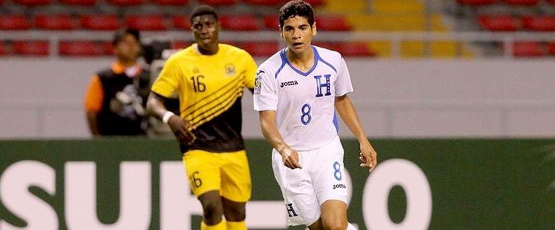 Honduras logró el pase a la Copa del Mundo de la categoría. UNCAF