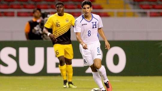 Honduras se impuso por 1-4. UNCAF
