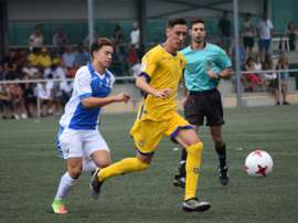 El filial del Leganés recibe tres nuevos jugadores. CDLeganés