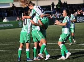 El conjunto andaluz ganó por 2-1. RealBetisFéminas