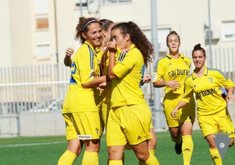 El Cádiz Femenino participará en el Trofeo Carranza. CadizCF