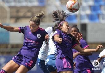El Madrid CFF sumó tres puntos muy importantes en Tenerife. LaLiga