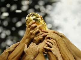 O novo Mundial terá 48 seleções. EFE