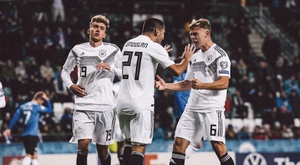 La ville de Nuremberg veut annuler Allemagne-Italie. DFB_Team
