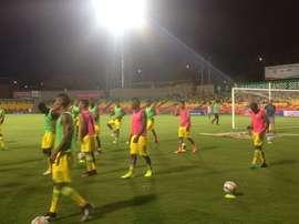 Atlético Bucaramanga perdió por 0-1 ante Cortuluá. AtleticoBucaramanga