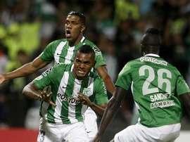 Atlético Nacional finalizó el Clausura en la primera posición del campeonato. AtléticoNacional